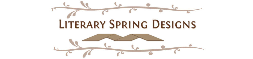 Literary Spring Designs Blog